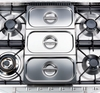 Ilve  G00201 Other Range Accessories Stainless Steel, 1