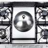Ilve  G04001 Other Range Accessories Stainless Steel, Main Image