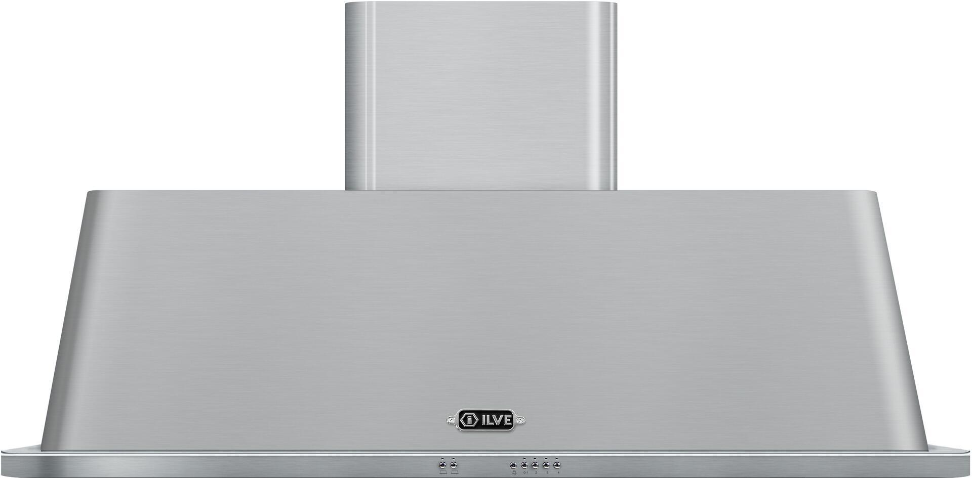 Ilve Majestic UAM150SS Wall Mount Range Hood Stainless Steel, UAM150SS Majestic Wall Hood