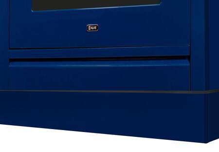 Ilve  APZ120140BL Toe Kick Blue, Blue Toe Kick