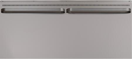Ilve  AM4150 Back Guard Stainless Steel, 1