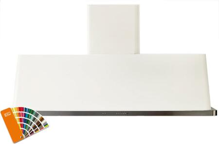 Ilve Majestic UAM150RAL Wall Mount Range Hood Custom Color, Custom RAL Color Option, Customer Must Supply RAL Code