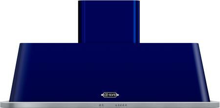 Ilve Majestic UAM150MB Wall Mount Range Hood Blue, UAM150MB Majestic Wall Hood