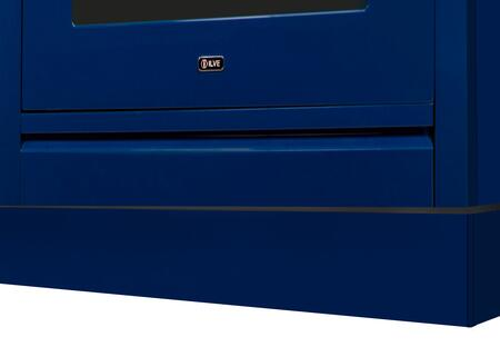 Ilve  APZ100140BL Toe Kick Blue, Blue Toe Kick