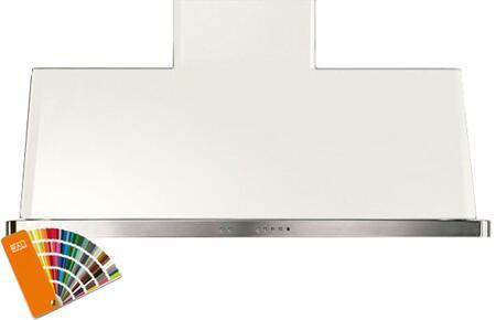 Ilve Majestic UAM120RAL Wall Mount Range Hood Custom Color, Custom RAL Color Option, Customer Must Supply RAL Code