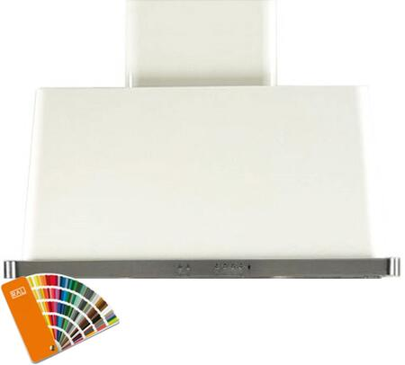 Ilve Majestic UAM90RAL Wall Mount Range Hood Custom Color, Custom RAL Color Option, Customer Must Supply RAL Code