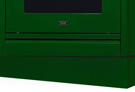 Ilve  APZ100140VS Toe Kick Green, Emerald Green Toe Kick