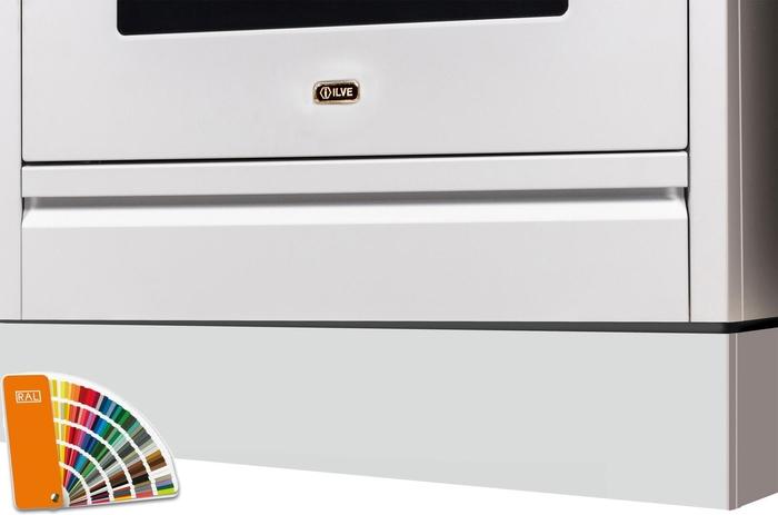 Ilve  APZ90140RAL Toe Kick Custom Color, Custom RAL Color