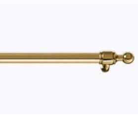 Ilve  AMC100 Oven Handle Brass, 1