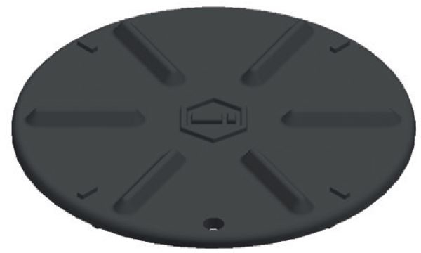 Ilve  A0953610 Other Range Accessories Black, 1