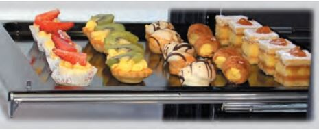 S/146/18 Flat Pan Dessert Tray for Standard Oven 600