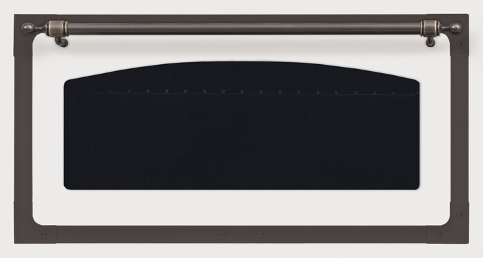 """KCN90B Bronze Frame for 36"""" Oven Door"""