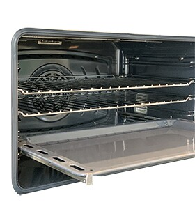 KGSEP001 Partial Extension Glide Racks for Majestic Range Oven