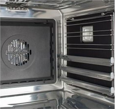G/170/24 Self Clean Panels for Small Dual Oven Oven Cavity (Mini Oven 400)