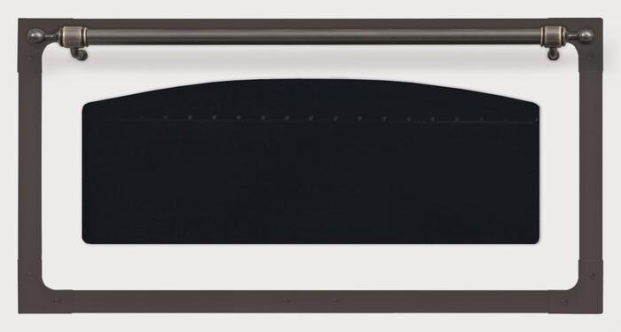 "KCND100B Bronze Frames for 40"" Dual Oven Doors"